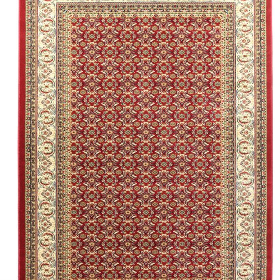 Olympia Classic Rug 5238 Red