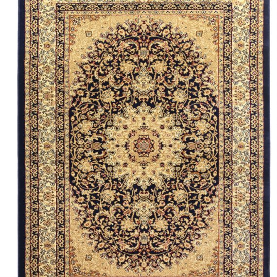 Olympia Classic Rug 6045 Navy