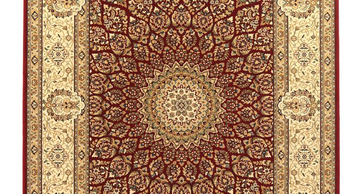 Sherazad Classic Rug 8405 Red