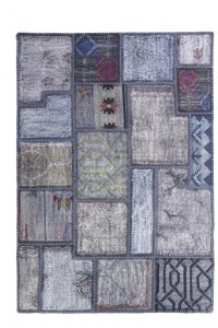 Ethnik-Patchwork-rug-gray