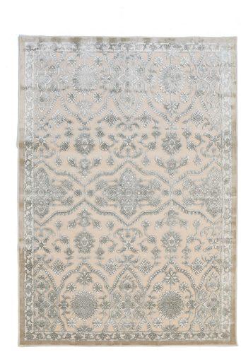 Κλασικό καλοκαιρινό χαλί Tiffany Ice