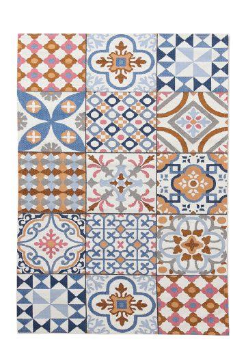 Βαμβακερό χαλί chenille Canvas